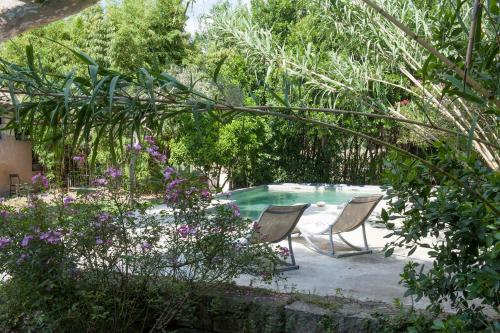 Les Chambres d'Agmara : Bed and Breakfast near Fourques