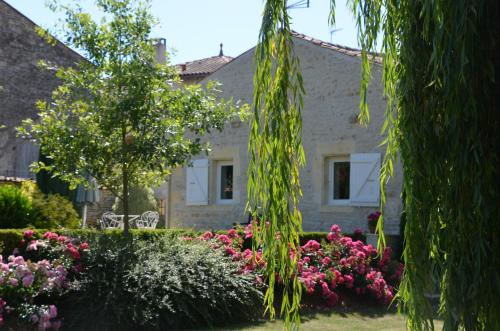 Gite Lune de Miel : Guest accommodation near Nantillé