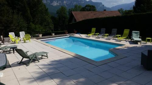 Nos dix doigts : Apartment near Saint-Sulpice-des-Rivoires