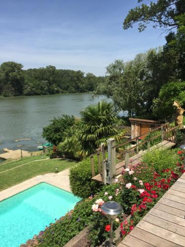 B&B Garonnella : Bed and Breakfast near Villate