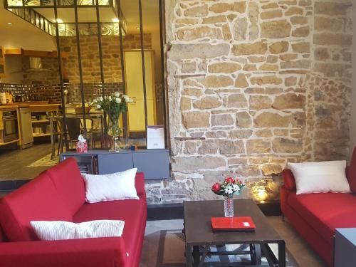 La Grange Caluire : Apartment near Saint-Cyr-au-Mont-d'Or