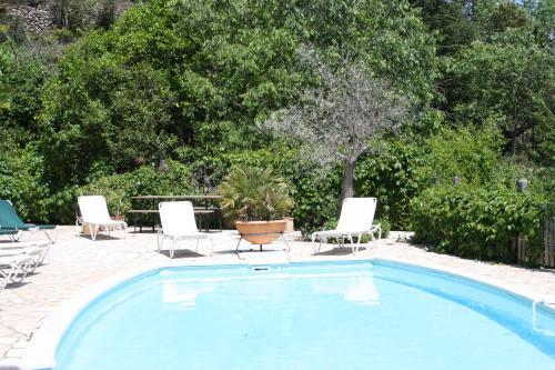 La Paloma : Guest accommodation near Coustouges