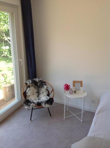 Jardin au bord de mer : Guest accommodation near Le Portel
