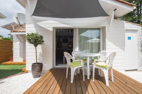 Maison de Vacances Bassin d'Arcachon : Guest accommodation near Biganos