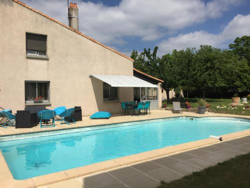 Chez Cathy : Guest accommodation near Marsilly