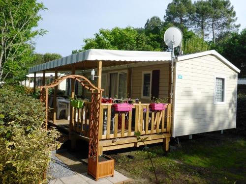 Mobilhome 578 : Guest accommodation near Ychoux