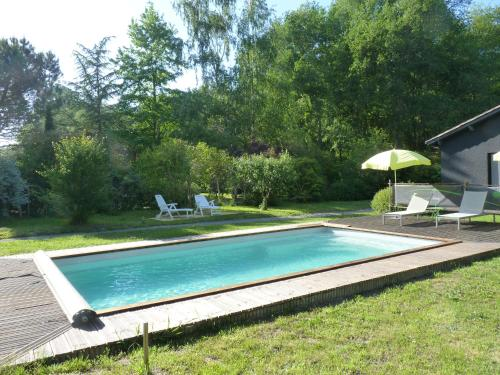 A l'Heure d'Eté : Guest accommodation near Saint-Macaire