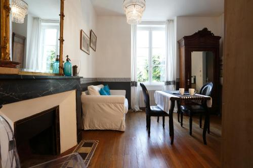 Nature & Chateaux : Apartment near Thizay