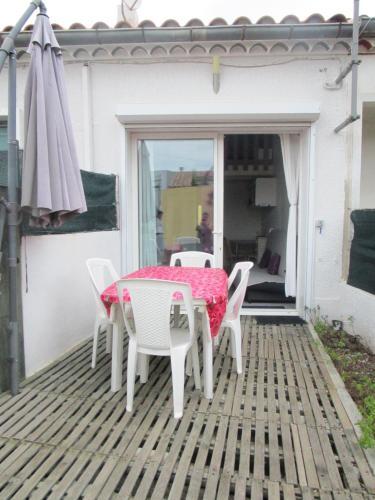 Duplex climatisé proche des plages : Apartment near Cuxac-d'Aude