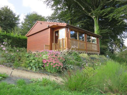 La Butte Aux Cerf : Guest accommodation near Truttemer-le-Petit
