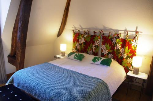 Domaine De Potofayol : Bed and Breakfast near Lacropte
