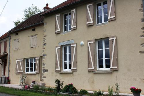 Bernadette : Guest accommodation near Buxières-sous-Montaigut