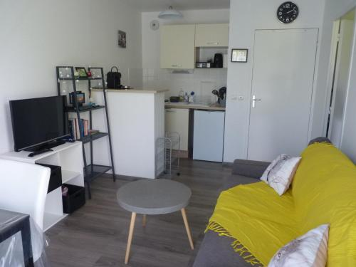 La Coccinelle : Apartment near Tourville-en-Auge
