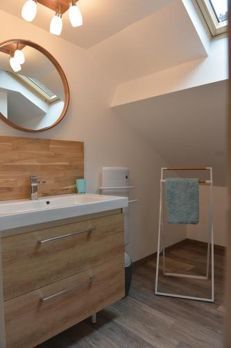 Gite demeure d'argonne : Guest accommodation near Dommartin-sous-Hans