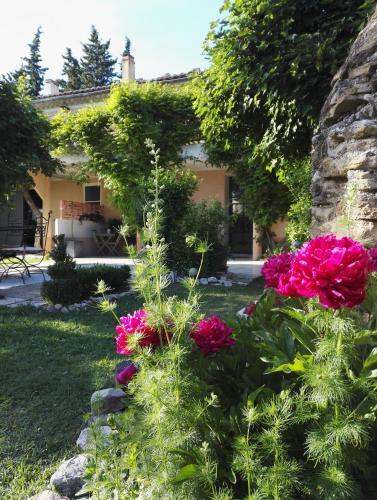 La Chrysalide : Bed and Breakfast near Loriol-du-Comtat