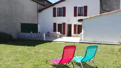 La Bascobearn : Guest accommodation near Sault-de-Navailles