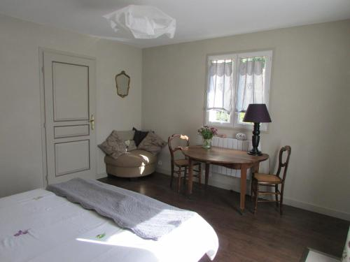 L'oree de Vergy : Bed and Breakfast near Ternant
