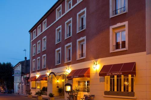 Hotel Berneron : Hotel near Vallon-Pont-d'Arc