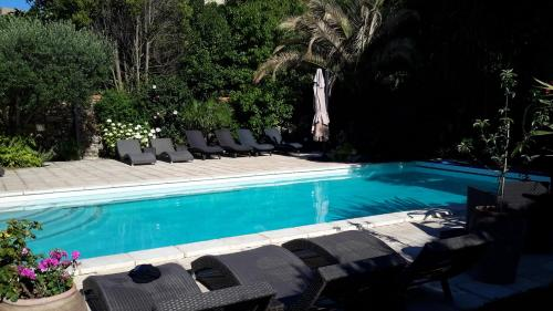 Domaine De La Tannerie : Bed and Breakfast near Catllar