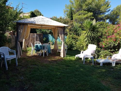 Loft dans cadre de verdure : Apartment near Roquefort-la-Bédoule