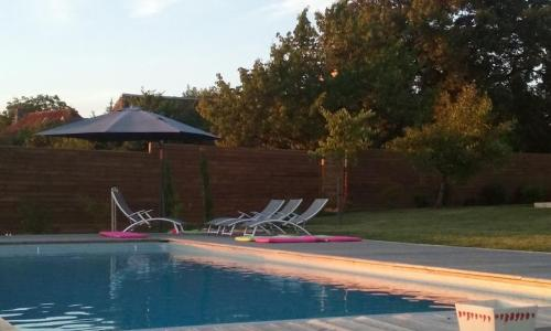 Le Mazet D'Olt : Bed and Breakfast near Carennac