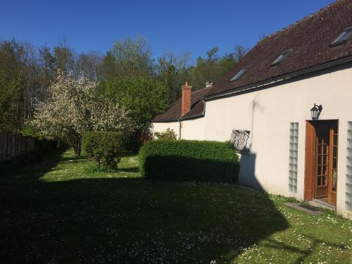 Gite de La Forge : Guest accommodation near Chichey