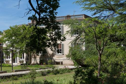 La Maison d'Amédée : Guest accommodation near Clansayes