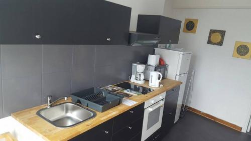 Gite chez Liney : Apartment near Genneville