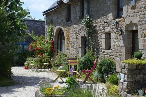 A la Ferme de Kervihern : Bed and Breakfast near Sainte-Hélène
