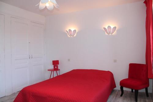Agnès : Guest accommodation near Neufmesnil