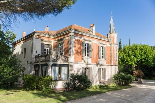 Mas d'Arvieux : Bed and Breakfast near Aramon