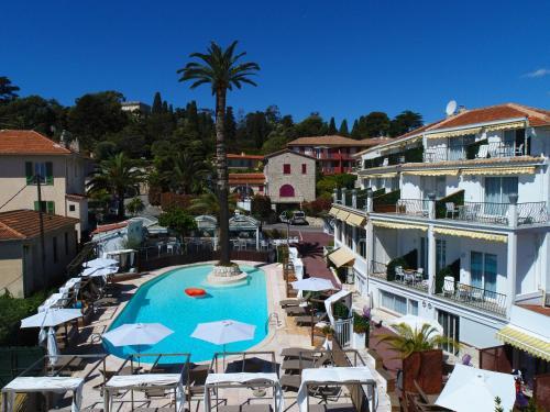 Boutique Hotel & Spa la Villa Cap Ferrat : Hotel near Saint-Jean-Cap-Ferrat