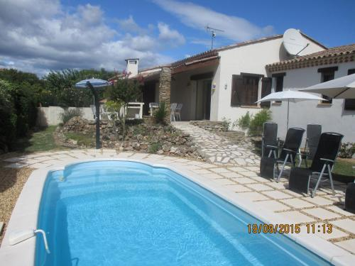 Mistral Villa : Guest accommodation near Autignac