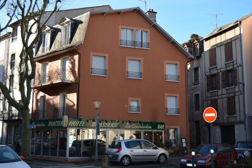 Hotel Le Charleston : Hotel near Rodez