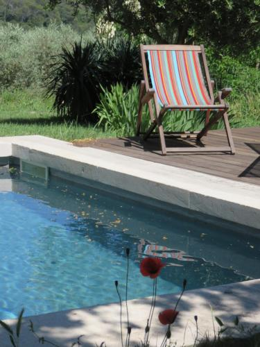 L'Oustalet : Bed and Breakfast near Arpaillargues-et-Aureillac