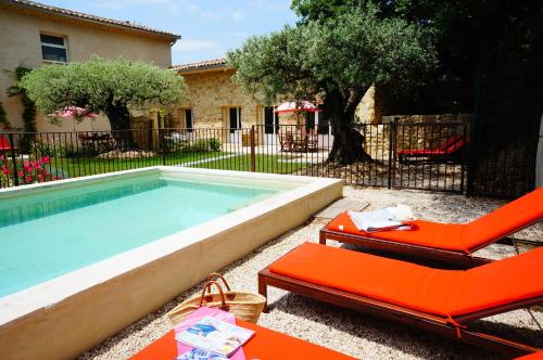 Le clos des oliviers : Guest accommodation near Sarrians