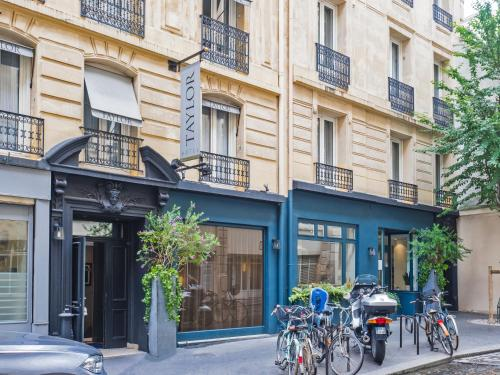 Hotel Taylor : Hotel near Paris 10e Arrondissement
