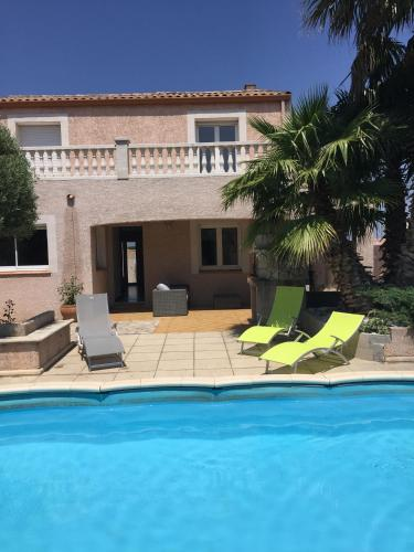Clalou : Guest accommodation near Vendres