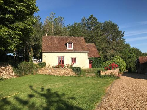 Gîte De Serre : Guest accommodation near Paulnay