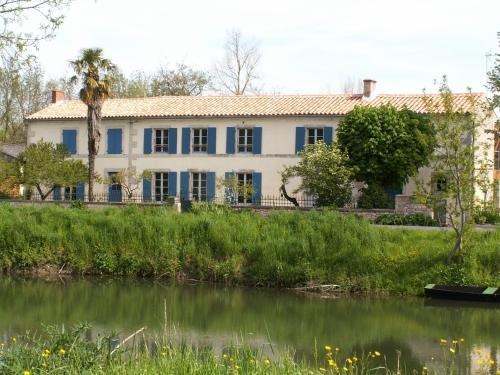 La Balangere : Bed and Breakfast near Bessines