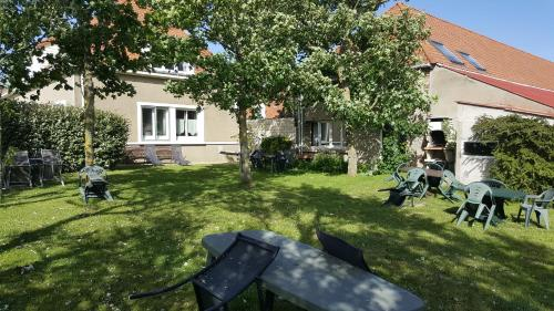 Ferme des 4 vents : Bed and Breakfast near Audresselles