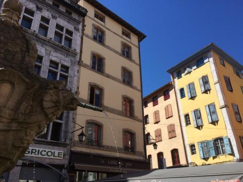 Les Apparts du Plot : Apartment near Ouides