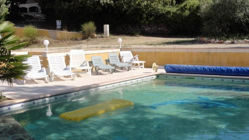 Villa Chemin Carraire de l'Eouviere - 3 : Guest accommodation near Moissac-Bellevue