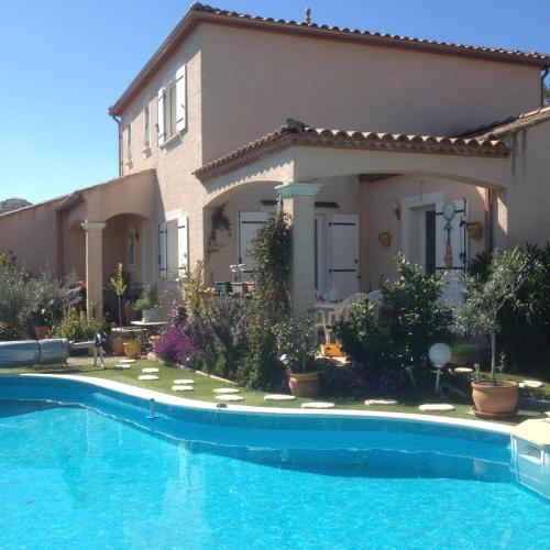 Chez Patrick Roujan : Bed and Breakfast near Alignan-du-Vent