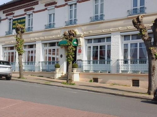 Hotel De Dijon : Hotel near Bouillancourt-la-Bataille
