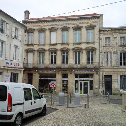 Residence du marche : Apartment near Sainte-Lheurine