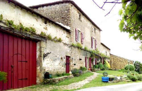 Les Forges de Planechaud : Bed and Breakfast near Saint-Léger-Magnazeix
