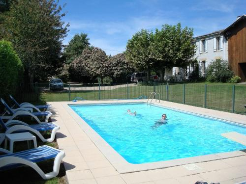 Holiday Home La Rose : Guest accommodation near Loupiac-de-la-Réole