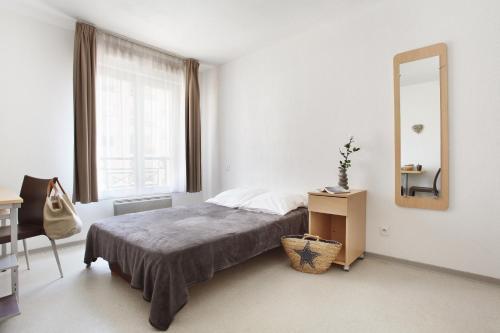 Neoresid - Résidence Nice Vauban : Guest accommodation near Saint-André-de-la-Roche