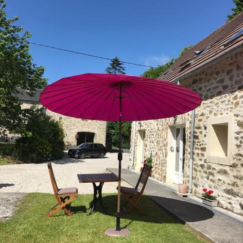 Domaine de la Boudière : Bed and Breakfast near Montcuit